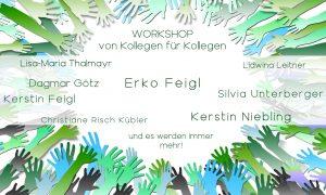 Workshop von Kollegen für Kollegen